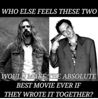 #TheHorrorFansClubPage 💀: WHO ELSE FEELS THESE TWO  WOULD A LAKLAOCEABSOLUTE  BEST MOVIE EVER IF  THEY WROTE IT TOGETHER? #TheHorrorFansClubPage 💀