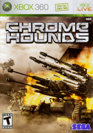 Who else here remembers Chromehounds and how awesome its multiplayer was?: Who else here remembers Chromehounds and how awesome its multiplayer was?