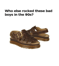 Bad, Bad Boys, and Memes: Who else rocked these bad  boys in the 90s?