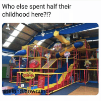 Memes, 🤖, and Who: Who else spent half their  childhood here?!?  theland.dowaunder Who else?