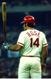 Who else thinks this man belongs in the HOF? Pete Rose is arguably the best hitter to ever play the game and he doesn't even get to be on the ballot. Yes he bet on baseball which was against the rules but Barry Bonds gets to be on the ballot and taking PED's is worse than what Pete did.  #WongGone: Who else thinks this man belongs in the HOF? Pete Rose is arguably the best hitter to ever play the game and he doesn't even get to be on the ballot. Yes he bet on baseball which was against the rules but Barry Bonds gets to be on the ballot and taking PED's is worse than what Pete did.  #WongGone