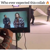 "Friends, Memes, and Video: Who ever expected this collabo moneybaggyo & jcole shooting video to ""Say Na""‼️ Follow @bars for more ➡️ DM 5 FRIENDS"