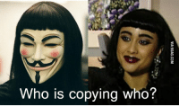 natalia: Who is copying who?