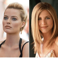 Who Is Hotter? Margot Robbie or Jennifer Aniston in her prime? Comment Below ⤵️