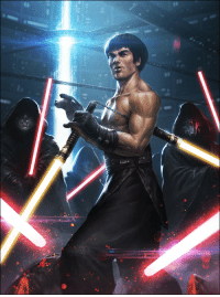 Who is your favorite Jedi? Bruce Lee. Whaa?: Who is your favorite Jedi? Bruce Lee. Whaa?