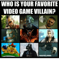 Bowser, Memes, and Insanity: WHO IS YOUR FAVORITE  VIDEOGAME VILLAIN?  OMASTERMINDZ Bowser honestly makes me laugh idk why 😂 - New follower? Welcome to my page 😈 Follow my backup @wepostmemess 💙 - GamingPosts Laugh CallOfDuty Lol Cod Selfie Gaming PC Xbox Funny Playstation Like XboxOne CSGO Gamer Battlefield1 Bottleflip Meme GTA PhotoOfTheDay Crazy Insane InfiniteWarfare Minecraft Kardashian YouTube Relatable Like4Like Like4Follow Overwatch
