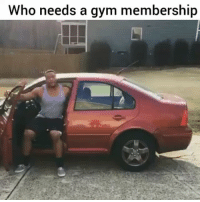 Gym, Memes, and 🤖: Who needs a gym membership Do you even lift? @pmwhiphop