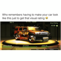 We were all ricers on Underground 2 😂 . . carthrottle carmemes jdm turbo boost tuner carsofinstagram carswithoutlimits carporn instacars supercar carspotting supercarspotting stance stancenation stancedaily racecar blacklist cargram nfs needforspeed nfsu2 ricer tuning hummer gaming xbox playstation retrogaming: Who remembers having to make your car look  like this just to get that visual rating  Slot 3  Visual Rating  10.00 ★  ACCELERATION  TOP SPEED  HANDLING  Continue We were all ricers on Underground 2 😂 . . carthrottle carmemes jdm turbo boost tuner carsofinstagram carswithoutlimits carporn instacars supercar carspotting supercarspotting stance stancenation stancedaily racecar blacklist cargram nfs needforspeed nfsu2 ricer tuning hummer gaming xbox playstation retrogaming