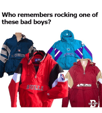 Bad, Bad Boys, and Dad: Who remembers rocking one of  these bad boys?  BULLS  THE DAD
