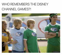 Disney, Disney Channel, and Games: WHO REMEMBERS THE DISNEY  CHANNEL GAMES  GAMES When Disney Channel was really Disney Channel 😂😂 https://t.co/mc5eRjWxdK
