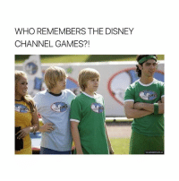 Disney, Disney Channel, and Games: WHO REMEMBERS THE DISNEY  CHANNEL GAMES GOLD TIMES