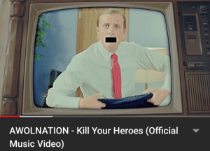 Who remembers this on Nintendo Video? Dinosaur Office? Bear vs Shark? That show made by the Creator of Adventure Time? This song by AWOLNATION?: Who remembers this on Nintendo Video? Dinosaur Office? Bear vs Shark? That show made by the Creator of Adventure Time? This song by AWOLNATION?