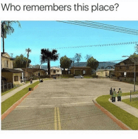 Double tap if you remember: Who remembers this place? Double tap if you remember