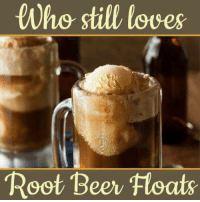 Beer: Who still loves  Root Beer Ftoats