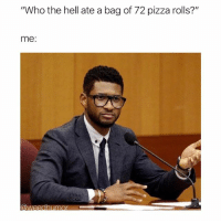 """Munchies, Pizza, and Weed: """"Who the hell ate a bag of 72 pizza rolls?""""  me: Never under estimate the munchies 😂"""
