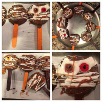 """Who thinks the candy apple pops mom just made as a trial run for the bonfire will be a hit?!?! BOOM! I can't have them because they are chocolate but they sure look and smell scrumptious!! October 29th from 2-?, $10 entry fee and lots to do so bring extra dollars. Games, candy apples, smores, 50/50, silent auction!! Please click """"going"""" at this link if you are going!! We would love to see you there! I will have some fun stuff for those who can't come posted here on my page that night.    Love, MacLicksApplesWithNoShame  https://www.facebook.com/events/1681265978859966/?ti=icl: Who thinks the candy apple pops mom just made as a trial run for the bonfire will be a hit?!?! BOOM! I can't have them because they are chocolate but they sure look and smell scrumptious!! October 29th from 2-?, $10 entry fee and lots to do so bring extra dollars. Games, candy apples, smores, 50/50, silent auction!! Please click """"going"""" at this link if you are going!! We would love to see you there! I will have some fun stuff for those who can't come posted here on my page that night.    Love, MacLicksApplesWithNoShame  https://www.facebook.com/events/1681265978859966/?ti=icl"""