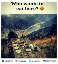 Memes, Sarcasm, and 🤖: Who wants to  eat here?  @DESIFUN  @DESIFUN  @DESIFUN  DESIFUN.COM Twitter: BLB247 Snapchat : BELIKEBRO.COM belikebro sarcasm meme Follow @be.like.bro