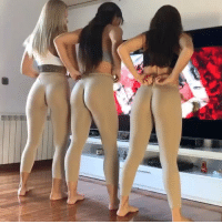 Who wants to play booty tag? Left right or middle? 🤔: Who wants to play booty tag? Left right or middle? 🤔