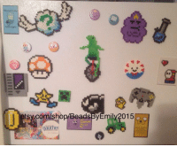"""Video Games, Etsy, and etsy.com: Who wants to play  VIDEO GAMES?  etsy.com/shop/BeadsBvEmily2015  Do  LUMP NC  YELL AT  gauche <p>Here come Dat Beadsprite via /r/DatBoi <a href=""""http://ift.tt/2g8BCsa"""">http://ift.tt/2g8BCsa</a></p>"""