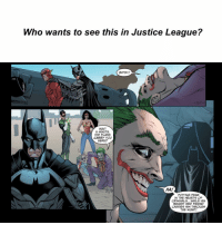 Comic: Injustice Year One 4 - Ben Affleck riding on Ezra Miller? I think a lot of people would pay for that 👀 - Follow me on Twitter under @-DivertingTales - Dccomics batman justiceleague superman shazam theflash flash wonderwoman greenarrow legendsoftomorrow robin nightwing redhood constantine dcrebirth DCTV Gotham Supergirl Teentitans titans kidflash wallywest zoom aquaman Joker harleyquinn: Who wants to see this in Justice League?  BATSY!  WAIT  A MINUTE.  DID FLASH  CARRY YOU  HERE?  HA!  PUTTING FEAR  IN THE HEARTS OF  CRIMINALS... WHILE HIS  BRIGHT RED FRIEND  CARRIES HIM THROUGH  THE NIGHT! Comic: Injustice Year One 4 - Ben Affleck riding on Ezra Miller? I think a lot of people would pay for that 👀 - Follow me on Twitter under @-DivertingTales - Dccomics batman justiceleague superman shazam theflash flash wonderwoman greenarrow legendsoftomorrow robin nightwing redhood constantine dcrebirth DCTV Gotham Supergirl Teentitans titans kidflash wallywest zoom aquaman Joker harleyquinn