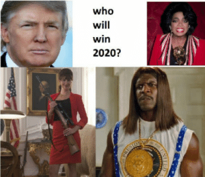Club, Tumblr, and Mountain Dew: who  will  win  2020? laughoutloud-club:  Dwayne Elizondo Mountain Dew Herbert Camacho for President! What do you think…