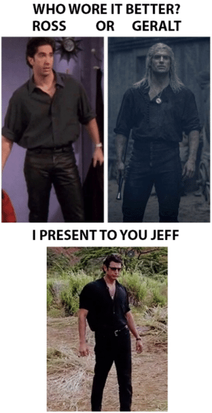 Who wore it better?: Who wore it better?