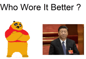 The right one: Who Wore It Better?  VOA The right one