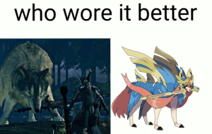 Pokemon, Who Wore It Better, and Who: who wore it better We were all thinking it