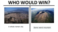 "Soon..., Target, and Tumblr: WHO WOULD WIN?  A whole roman city  Some weird mountain <p><a href=""http://queenof-evil-blogging.tumblr.com/post/161657814672/theraddivision-too-soon-its-been-1937-years"" class=""tumblr_blog"" target=""_blank"">queenof-evil-blogging</a>:</p><blockquote> <p><a href=""https://theraddivision.tumblr.com/post/161509267042/too-soon"" class=""tumblr_blog"" target=""_blank"">theraddivision</a>:</p> <blockquote><p>Too soon</p></blockquote> <p>It's been 1,937 years</p> </blockquote>"