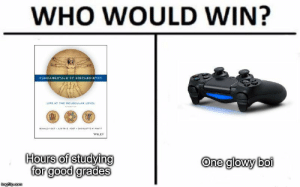 One glowy boi by DrLeee FOLLOW 4 MORE MEMES.: WHO WOULD WIN?  FUNDAMENTALS OF BIOCHEMISTRY  LIFE AT THE MOLECULAR LEVEL  DONALD VOETY JUDITH G VOET OARLOTTE w. PRATT  WILEY  Hours of studying  for good grades  One glowy boi  imgilp.com One glowy boi by DrLeee FOLLOW 4 MORE MEMES.