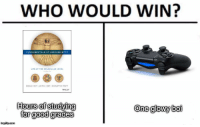It's that time of year again. https://t.co/LC1XjGhFHb: WHO WOULD WIN?  LECULAR LEVEL  WILEY  Hours of studying  far geod grades  One glowy boi  Ol It's that time of year again. https://t.co/LC1XjGhFHb