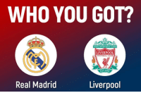 Club, Football, and Memes: WHO YOU GOT?  YOULL NEVER WALKALONE  LIVERPOOL  FOOTBALL CLUB  EST-1892  Real Madrid  Liverpool UCL final tomorrow, tell us who will win in the comments! 🔥😍⚽️