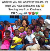 I am back in Kinshasa, doing a live stream from the orphanage in about 10 mins ☺️☺️☺️ Share this, tag your people, spread the love. I still support this orphanage, if you want help out then click the link in my bio to donate ❤: Whoever you are, wherever you are, we  hope you have a beautiful day  Sending love from Kinshasa  DR Congo  NWL Raout I am back in Kinshasa, doing a live stream from the orphanage in about 10 mins ☺️☺️☺️ Share this, tag your people, spread the love. I still support this orphanage, if you want help out then click the link in my bio to donate ❤