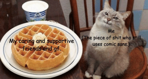 Wholesome cat meme time gamers.: Wholesome cat meme time gamers.