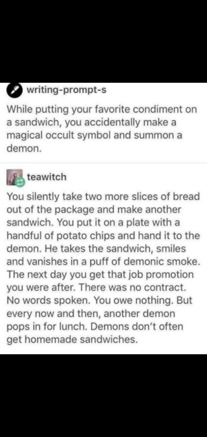 Wholesome Demons: Wholesome Demons