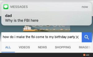 Wholesome FBI (crossposted from r/dankmemes: Wholesome FBI (crossposted from r/dankmemes