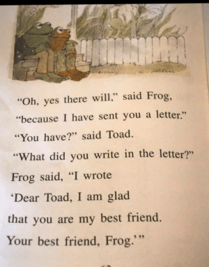 Wholesome frog and toad: Wholesome frog and toad