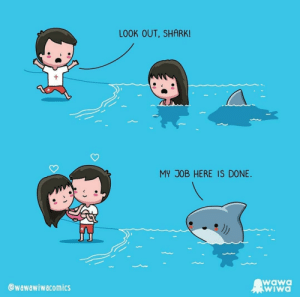 wholesome shark ! by LitFamDabSquadLeader MORE MEMES: wholesome shark ! by LitFamDabSquadLeader MORE MEMES