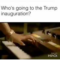 Memes, America's Got Talent, and 🤖: Who's going to the Trump  inauguration?  Made with  Inshot Are y'all watching this foolishness? It's like the regional mid west semi finals of Americas Got Talent 👀 trumpfail purefoolishness makeinaugurationgreatagain allshade
