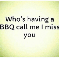 Who's having a  BBQ call me I miss  you I sure do 😊🤗😘 4thofjuly bbq feedme grilling cooking burger ribs chicken hotdog foodie holiday fun sun friends family
