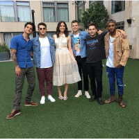 Memes, Babes, and 🤖: + who's your favorite cast member out of these babes?! - - teenwolf sdcc