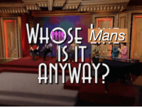 Me_irl: WHOSE Mans  IS IT  ANYWAY? Me_irl