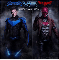 NightWing VS RedHood ! The two original Robin's going up against each other, comment Below who you think would win in a fight… DickGrayson or JasonTodd ! 👊 Can't wait to see them in the DCEU Soon ! DCExtendedUniverse ( Artist : @Denkata5698 on DeviantArt ):  #WHOWILLVV IN  G @DC.MARVEL UNITE NightWing VS RedHood ! The two original Robin's going up against each other, comment Below who you think would win in a fight… DickGrayson or JasonTodd ! 👊 Can't wait to see them in the DCEU Soon ! DCExtendedUniverse ( Artist : @Denkata5698 on DeviantArt )