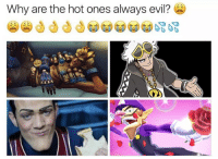 okay ngl though guzma's kinda hot: Why are the hot ones always evil? okay ngl though guzma's kinda hot