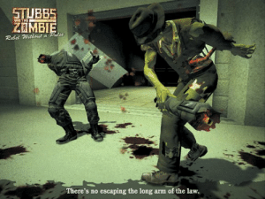 Why aren't there more games like Stubbs The Zombie, creating an army of zombies was fun as hell!: Why aren't there more games like Stubbs The Zombie, creating an army of zombies was fun as hell!