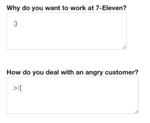 7-Eleven, Work, and Angry: Why do you want to work at 7-Eleven?  How do you deal with an angry customer? me_irl