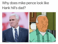 """I heard that he enjoyed seeing Peggy getting """"burnt alive"""" for the sake of magic.  He and the performers were respectful to each other at the end of the act, and everyone else should be as well.  Mike Pence, on the other hand... ;)  -Gentlemanbird: Why does mike pence look like  Hank hill's dad? I heard that he enjoyed seeing Peggy getting """"burnt alive"""" for the sake of magic.  He and the performers were respectful to each other at the end of the act, and everyone else should be as well.  Mike Pence, on the other hand... ;)  -Gentlemanbird"""