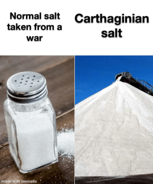 Why does nobody talk about Carthage: Why does nobody talk about Carthage