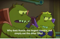 Vladimir Putin discusses European geopolitics with his advisers (1999): Why does Russia, the largest country, not  simply eat the other fifty? Vladimir Putin discusses European geopolitics with his advisers (1999)