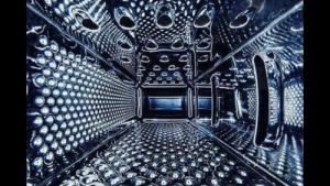 Why does the inside of a cheese grater look like the backdrop to a P diddy music video: Why does the inside of a cheese grater look like the backdrop to a P diddy music video